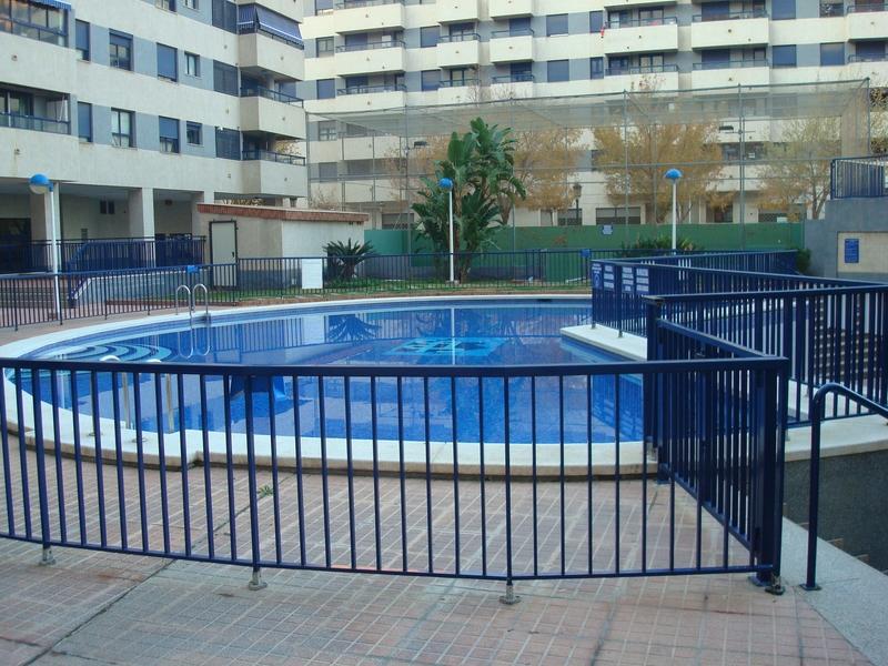 Alquiler piso 3 habitaciones en Valturia Valencia