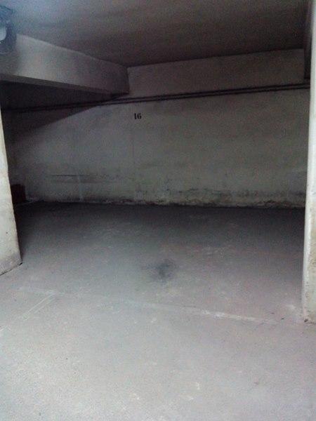 Alquiler de plaza de parking en San Marcelino Valencia