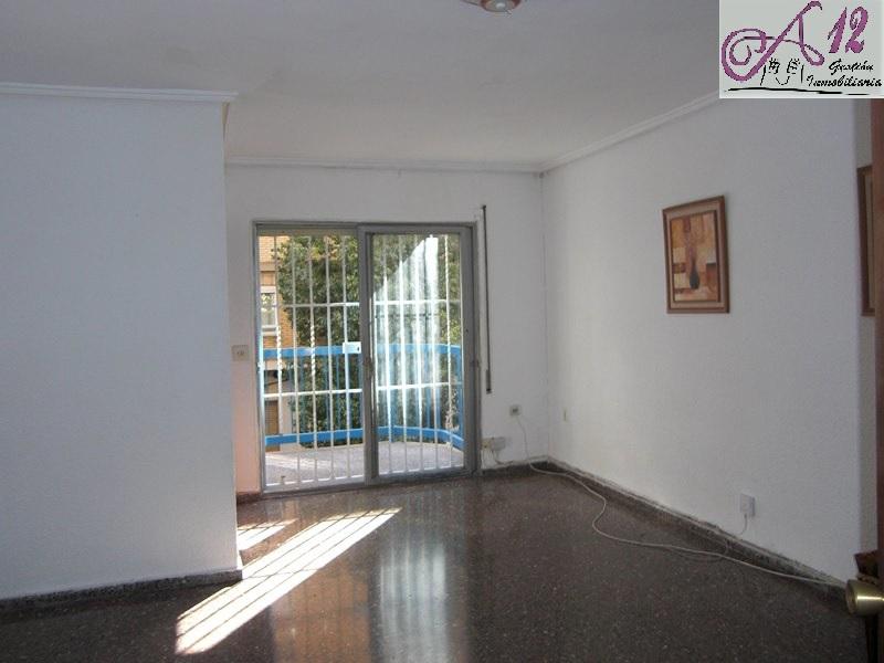 Venta piso 4 habitaciones con terraza Patraix Valencia