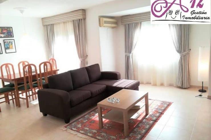 Alquiler piso reformado en Patraix Valencia