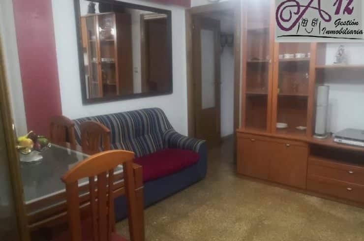 Alquiler piso amueblado en Torrefiel Valencia