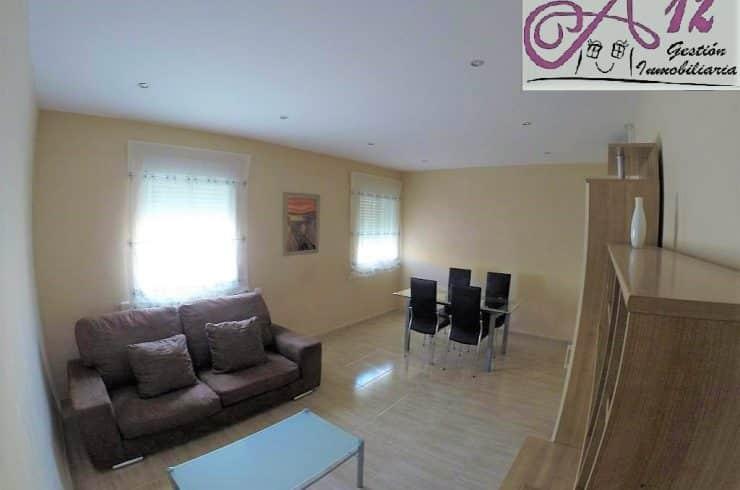 Alquiler piso reformado Torrefiel Valencia