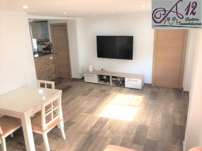 Alquiler piso reformado en Manuel Candela