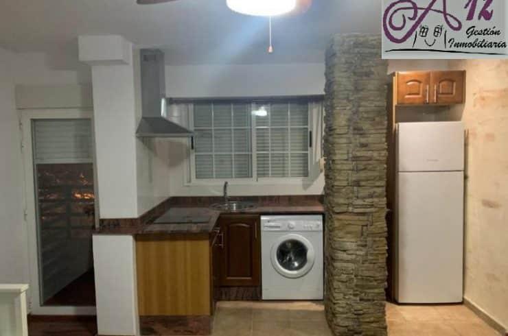 Alquiler loft completamente reformado en Valencia