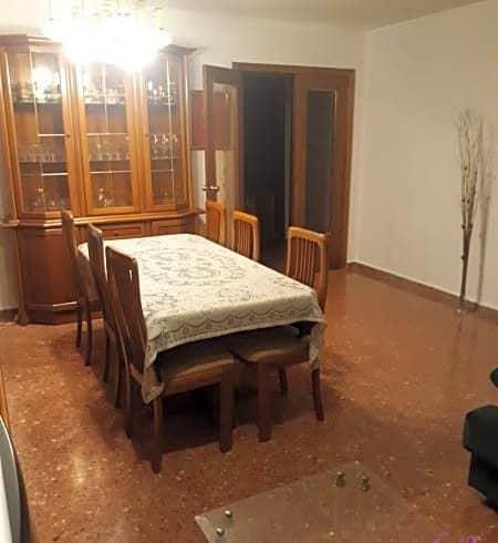 Alquiler piso 3 habitaciones amueblado Valencia