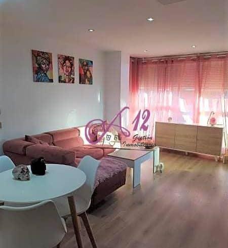 Alquiler piso reformado en Malilla Valencia