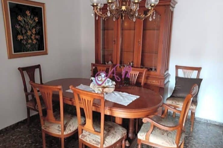 Alquiler piso amueblado San Marcelino Valencia